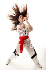 stock-photo-14038266-female-martial-artist-punching