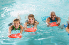 stock-photo-55399324-multiracial-group-of-woman-in-swimming-pool
